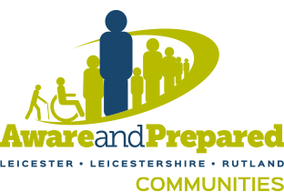 Image result for aware and prepared leics